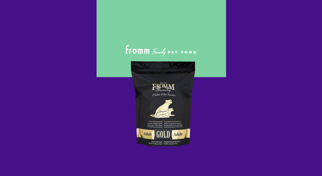 Fromm Gold Line Adult Dog Food Angel S Pet World