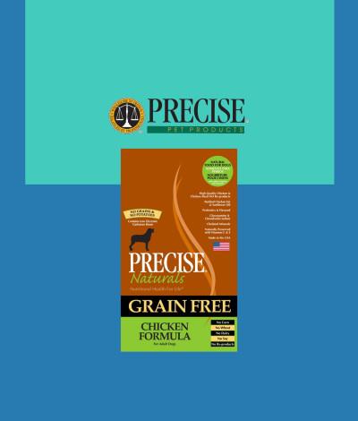 Precise Naturals Grain Free Dog Food