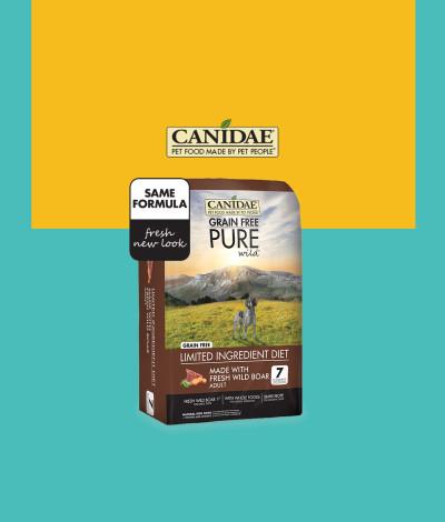 Canidae Wild Boar Dog Food