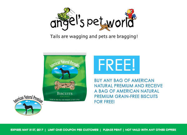 Where To Buy American Natural Premium Dog Food