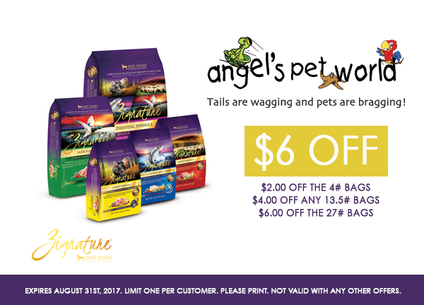 Zignature-pet-food-angels-pet-world-hudson-wi-pet-supplies