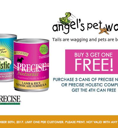 Buy Precise Dog Food Online