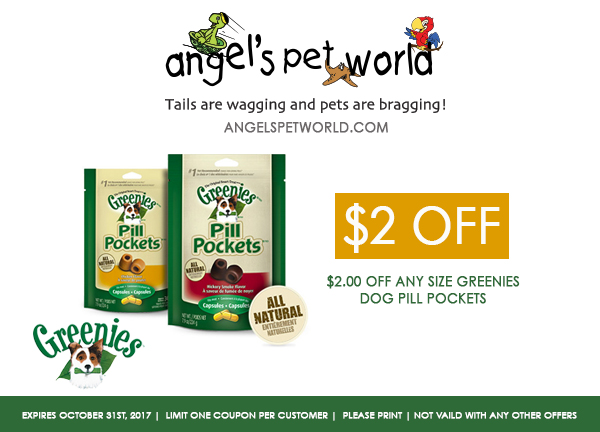 greenies pill pockets angels pet world pet supplies hudson wi-