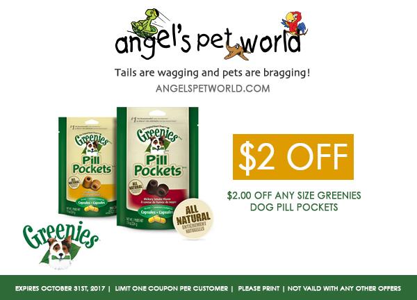 greenies pill pockets angels pet world pet supplies hudson wi-