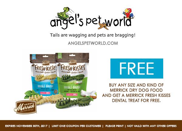 Merrick angels pet world pet supplies hudson wi