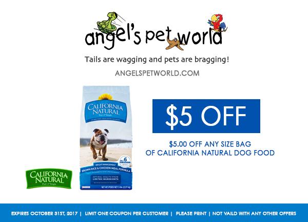 california natural pet food angels pet world pet supplies hudson wi