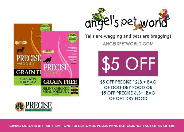 Precise Pet Food