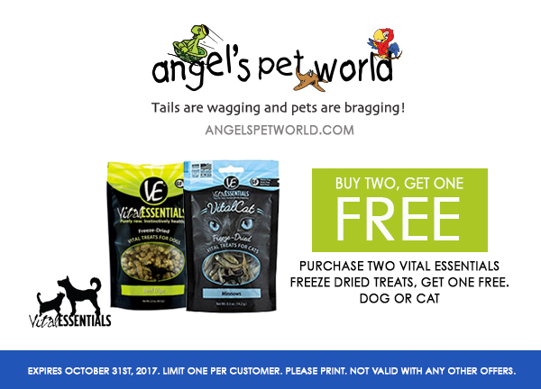 Vital Essentials Angels Pet World In Hudson And River Falls