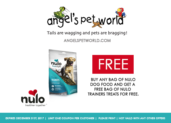 Nulo pet food angels pet world pet supplies hudson wi