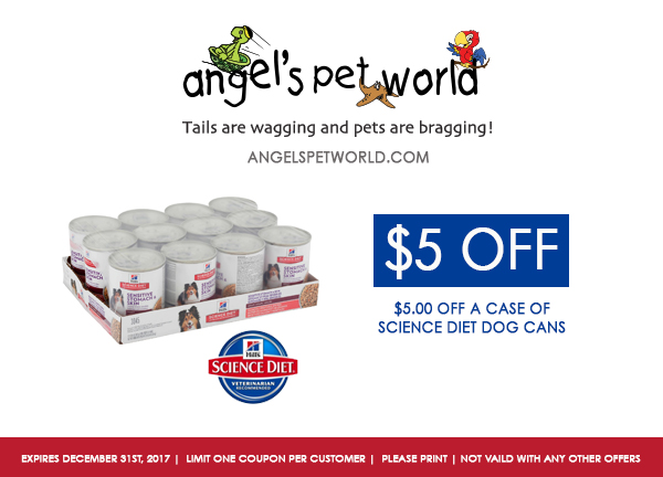 Science Diet pet food angels pet world pet supplies hudson wi