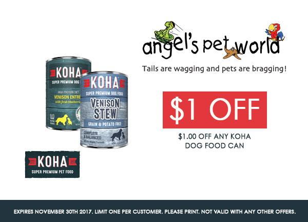 koha-pet-food-angels-pet-world-hudson-wi-pet-supplies