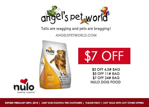 Dog-Nulo-pet-food-angels-pet-world-pet-supplies-hudson-wi