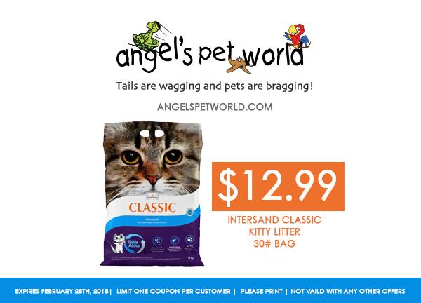classic-kitty-litter-angels pet world pet supplies hudson wi
