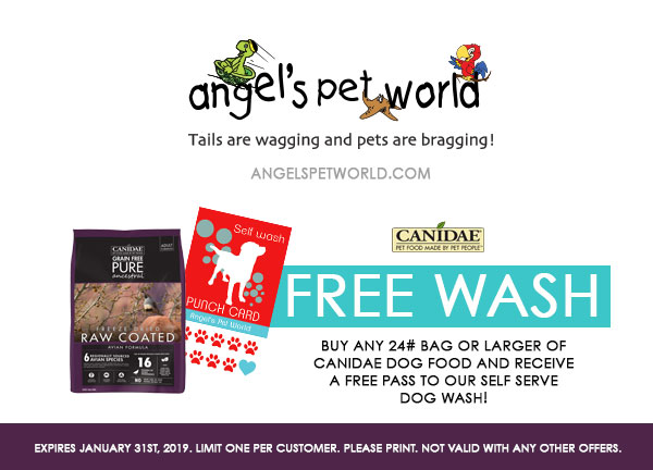 Canidae Dog Food Angel S Pet World In Hudson And River Falls