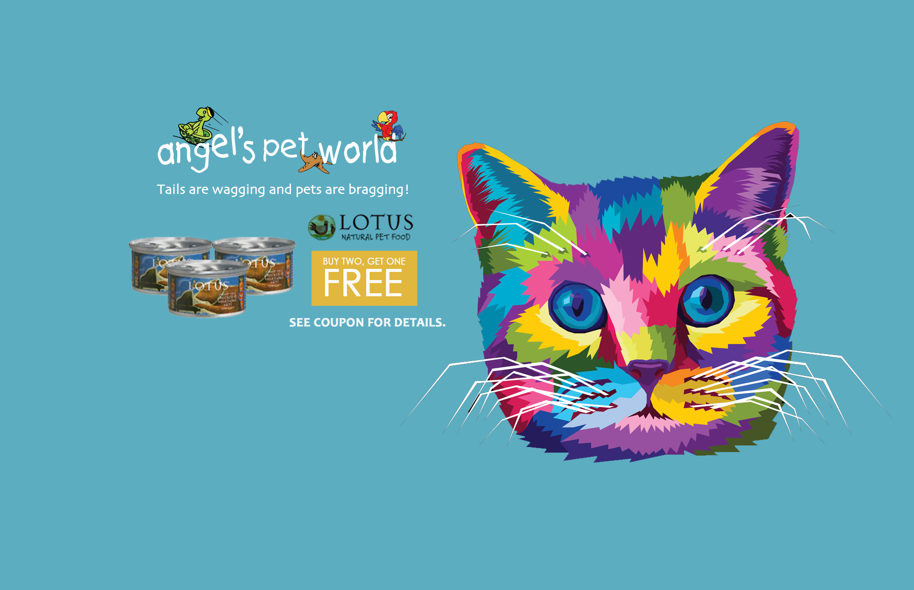 Lotus Cat Canned Food Angel S Pet World In Hudson And River Falls