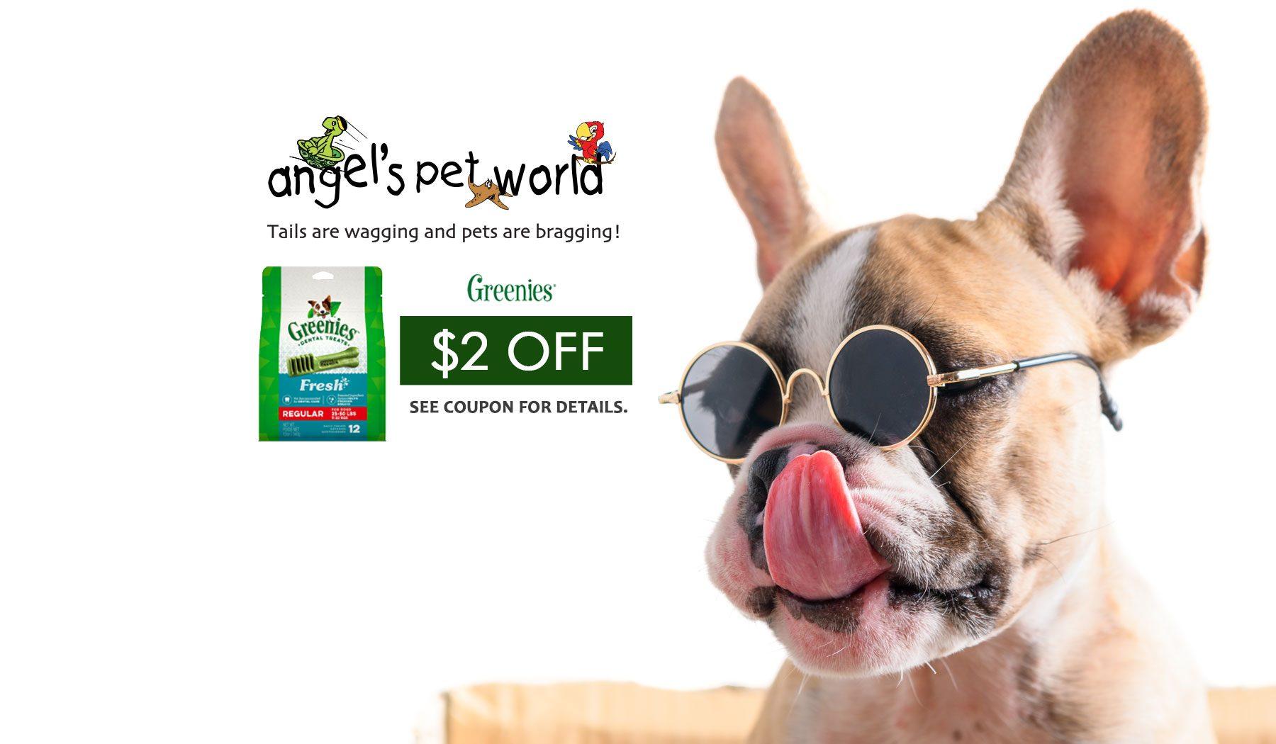 Dog Greenies Angel S Pet World In Hudson Amp River Falls